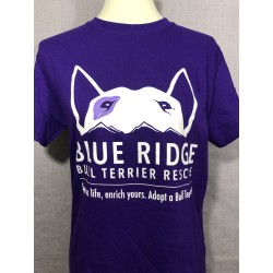 Unisex Logo Tee - Purple